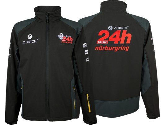 "24h Softshell Jacket ""Sponsor"" 2016"